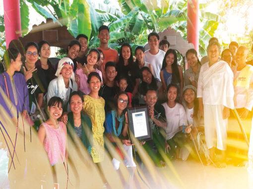 AZAHAR Foundation organizes a Peace Camp