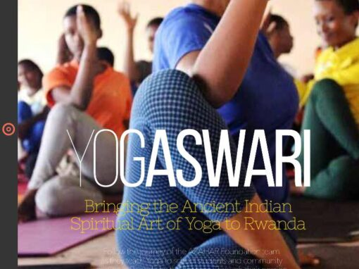 AZAHAR Rwanda featured in national magazine!
