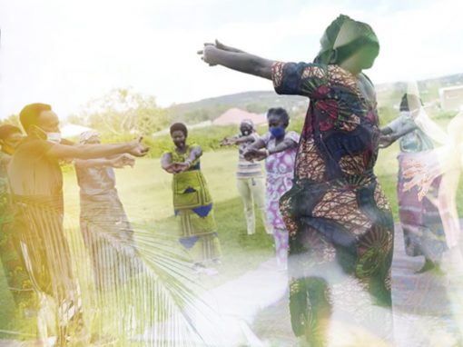 AZAHAR Rwanda: How the elderly in Bugesera use yoga to tackle mental health